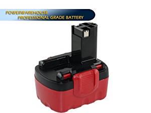 Bosch BAT140 Powertool Battery 14.4V, 2000mAh - Premium Powerwarehouse Replacement Powertool Battery