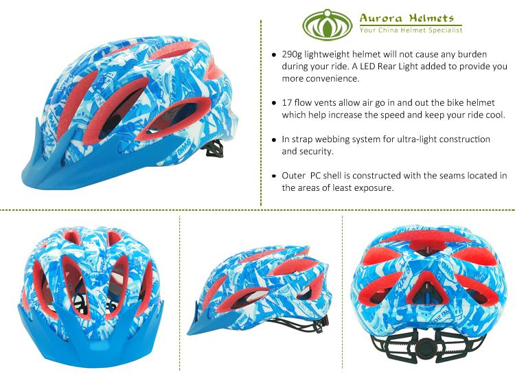 High Quality superman bike helmet 5