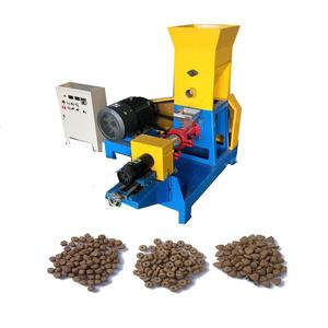 animal feed pellet machine production Line Big Capacity dry Type Pet Dog Food Extruder
