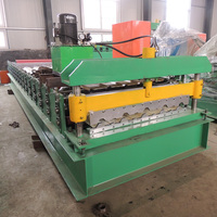 Building Material Roof Tile Molding Machine Aluminium Composite Panel Making Machine