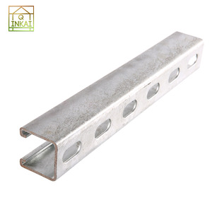 Top Quality Customized C Shaped Steel Channels