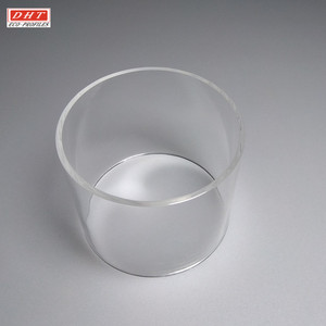OD220 x 3mm thick acrylic plastic tube