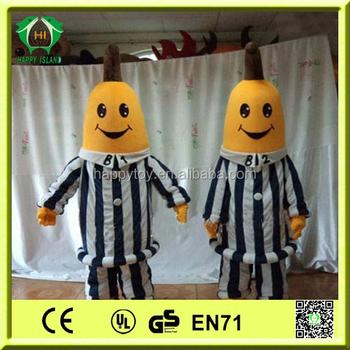 HI CE high quality bananas in pajamas costumepopular bananas costumecute bananas costume & Hi Ce High Quality Bananas In Pajamas CostumePopular Bananas ...
