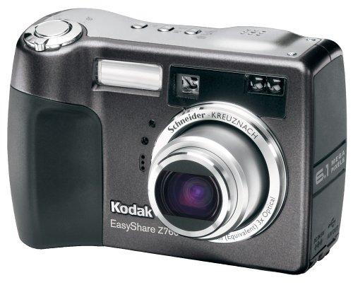 Kodak Easyshare Z760 6.1 MP Digital Camera with 3xOptical Zoom