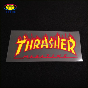 Custom plastisol heat transfers for clothing printing