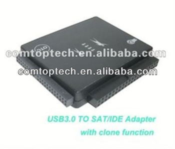 High Speed Clone Usb 3 0 Hdd Adapter 2 5 3 5 Hdd Ide Sata Connector