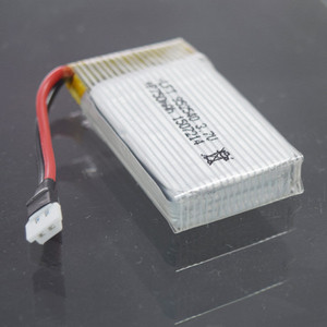 Great quality material 952540 3.7v 750mah 25c high rate li-polymer battery