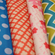 Hot china products print fabric wholesale polyester 600d oxford PU/PVC fabric