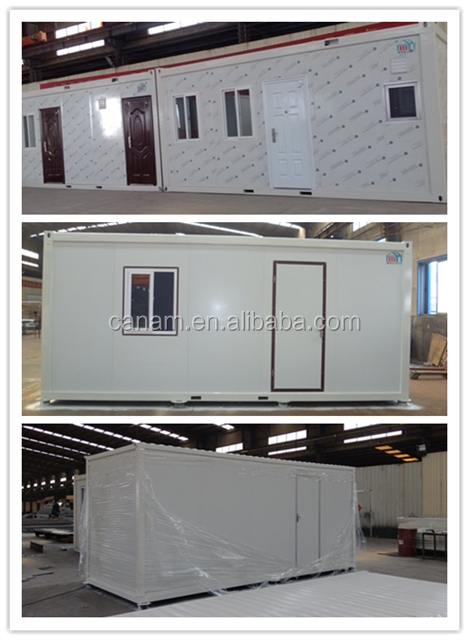 China modern prefab container container house floor plans