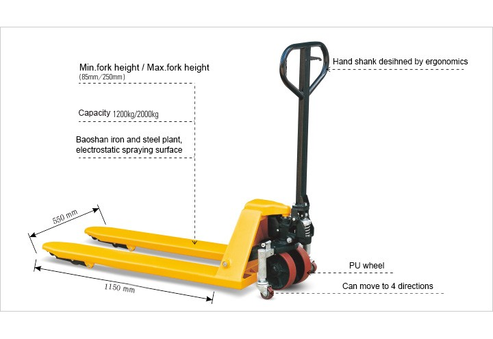 rol lift pallet jack service manual