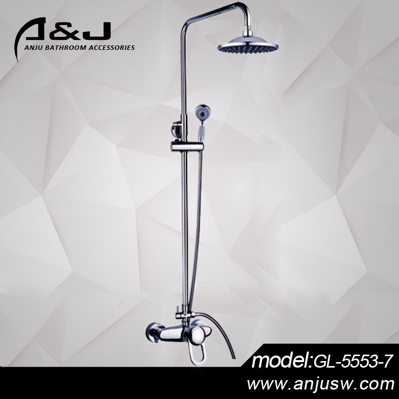 Bathroom Fittings Shower Faucets Bath Shower Taps Water Shower