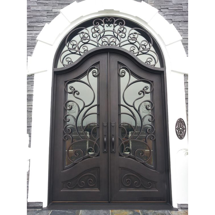 High Quality Iron Single <strong>Door</strong> Design Grill <strong>Door</strong> Designs