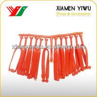 6 Pairs PVC Strap Mould