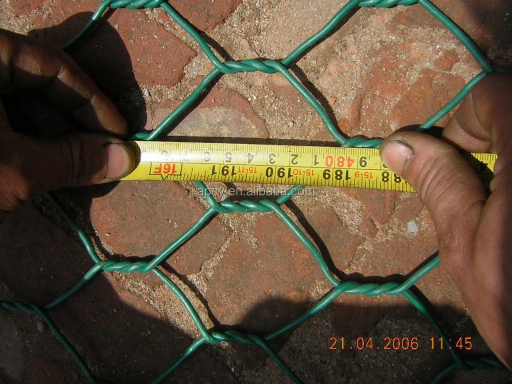 Verzinkt Sechseckiger Maschendraht/beton Verstärkung Drahtgeflecht ...