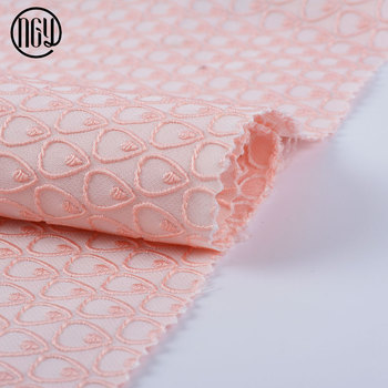 Hot sale Different kinds of Comfortable clothing jacquard fabric