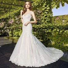 Fit And Flare Dress Long Tail German Peacock Wedding Dresses