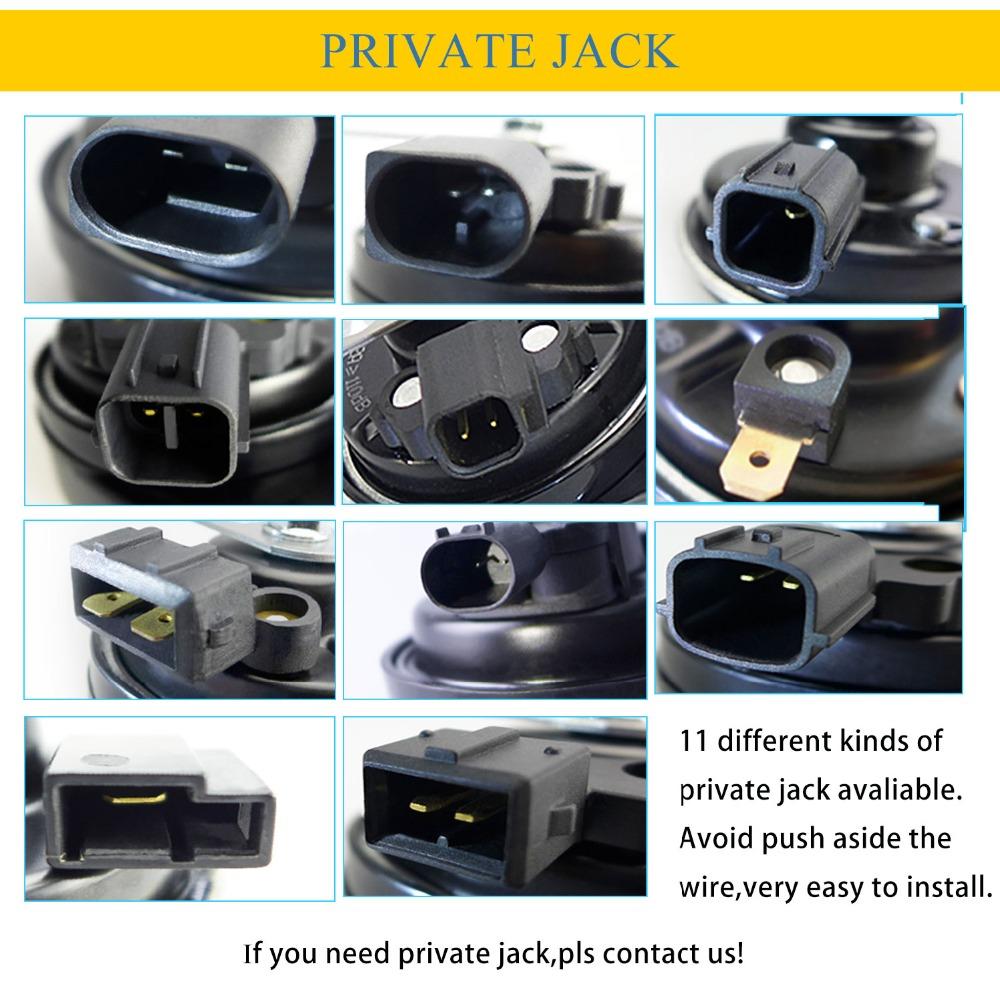 12v Fiammm Auto Car Horn For Toyotass Dasss Auto Snial Horn 2017