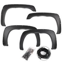 Texured Pocket Style Fender Flares for 1999-2006 Chevy Silverado GMC Sierra