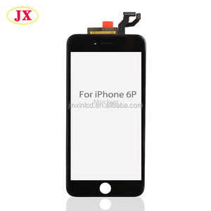 China mobile phone accessories lcd touch screen display for iphone 6 plus,for mobile phone display