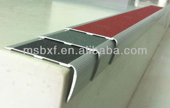 Metal Stair Nosings/Non Slip Stair Nosing/Stair Trim/Stair Tread