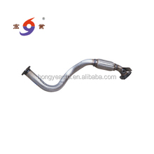 Stainless steel auto exhaust Muffler front section with hign reputation