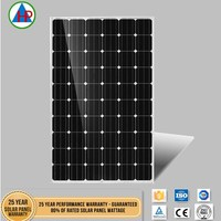 2017 low price high quality 60 cells 250W 255W 260W 265W mono the solar panels pv panels in stock