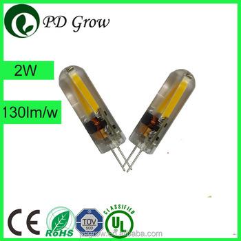 Halogen Lamp G4 Halogen Bulb 12v/24v/28v 5w/10w/20w/35w