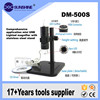 New product 500x USB Digital Microscope + holder(new), 8-LED Endoscope with Measurement Software usb microscope