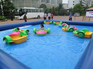 water activities custom made inflatable pool