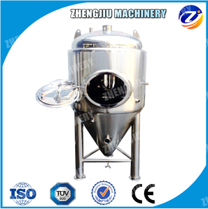 stainless steel micro beer brewery fermenting tanks/ pot machine/Storage Tank