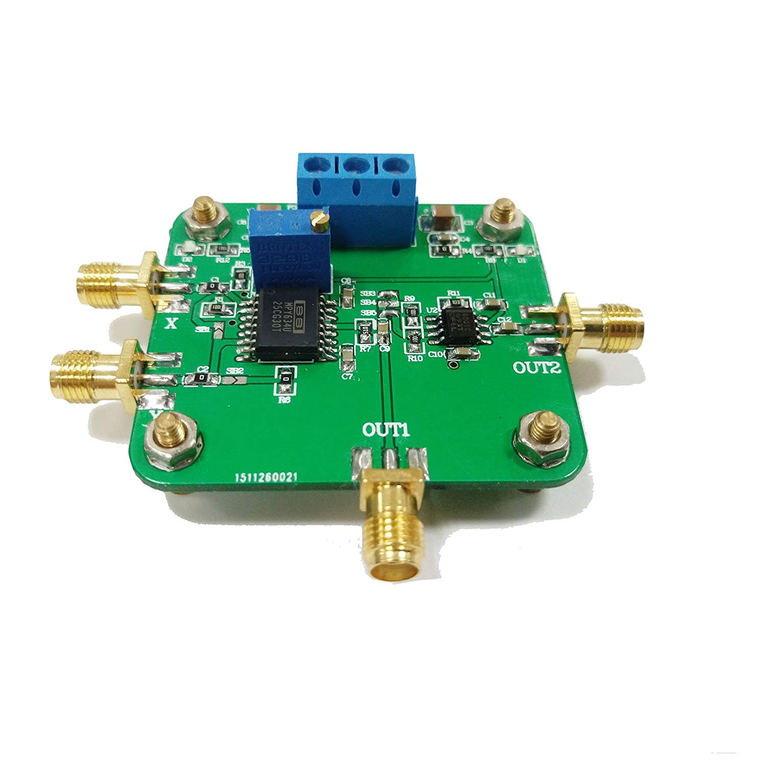 Cheap Frequency Amplifier Find Deals On Line At Multiplication Get Quotations Taidacent Mpy634 Four Quadrant Aanalog Multiplier Operational Module Mixing Modulation Demodulation