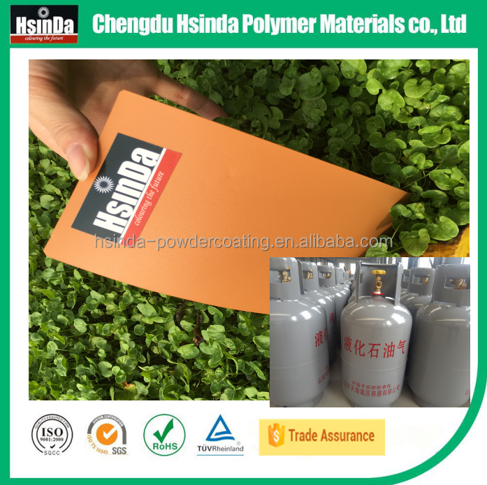 SiChuan chrome aluminum sheet spray powder coating pigment for Cylinders