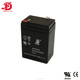 power tool battery 6v 4ah rechargeable lead acid battery battery storage box