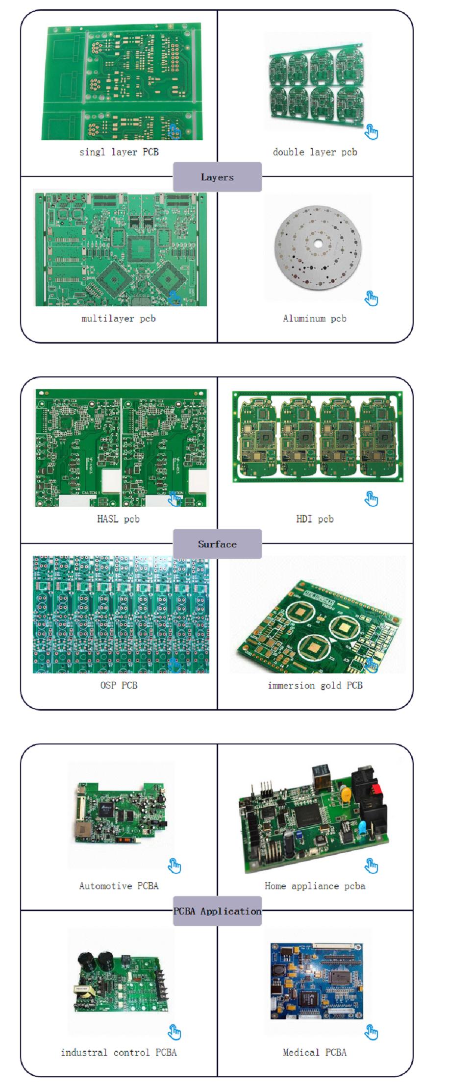 Ro4000 Series Laminate Pcbro4003 Pcb Circuit Board Buy Pcbcircuit Pcbelectronic Ro4003