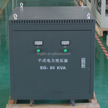 3 phase step up transformer 480v