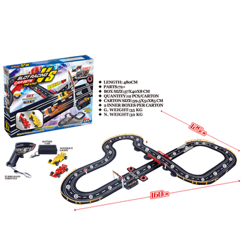 kids electric toy cars race track f1 equation car
