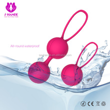 Big Stock Silicone 3pcs/set Smart Lover Ball for Vagina Tightening