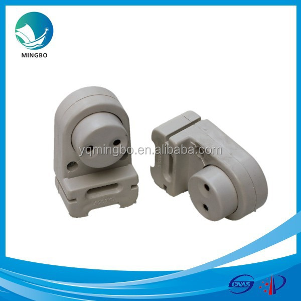 T8 fluorescent lamp holder plastic lampholder