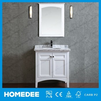 Traditional Wall Mounted Vanity Units