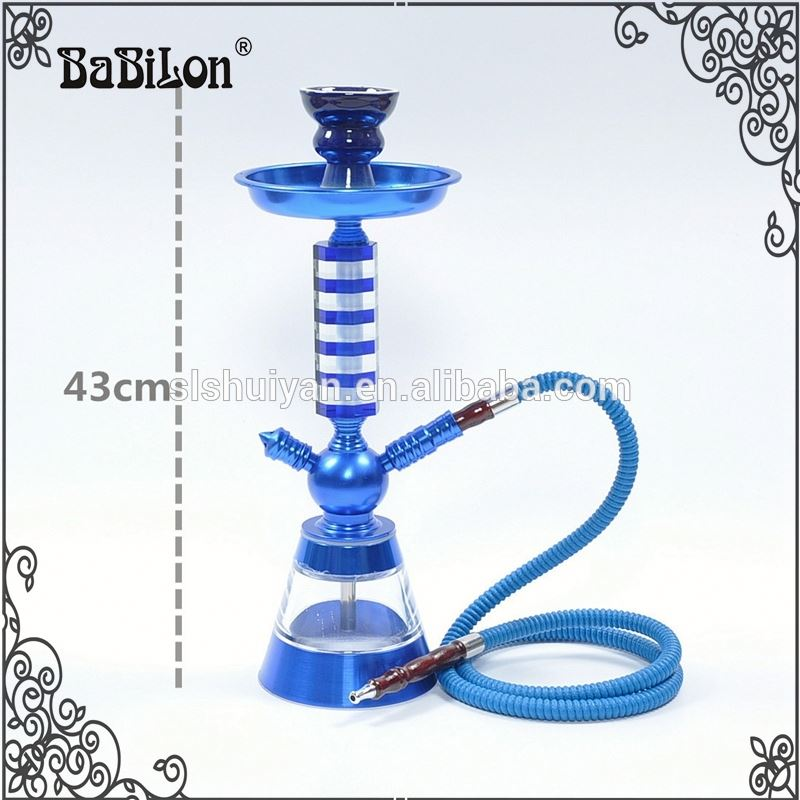 New Design 2016 Crystal Middle Ager Hookah Price
