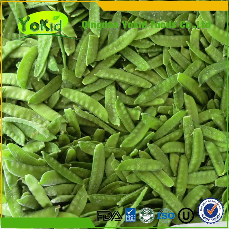 Wholesale Price For China Snow Peas Green Frozen Pea Pods