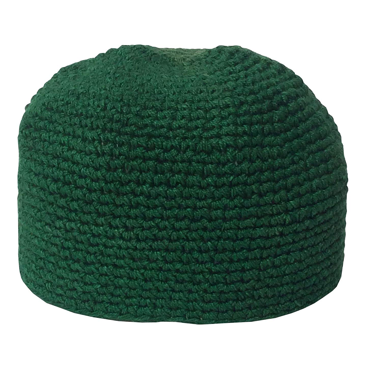 5dfe798330e NDA Eid Koofi Kufi Cap Mens Muslim Designer Kufi Hat Taqiya Stretchable  Prayer Topi