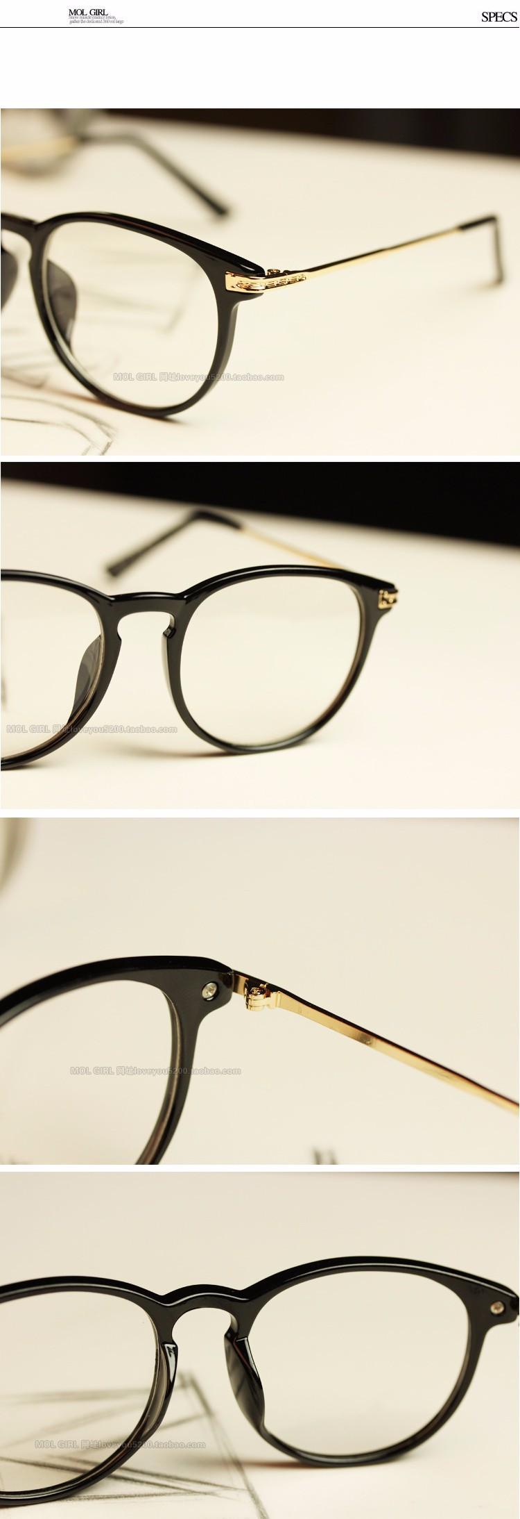 26d8560b27 ... Fashion lasses Women Men Eyeglasses Eye GLasses For Female Male Myopic  Optical Degree Spectacle Frame Eyewear