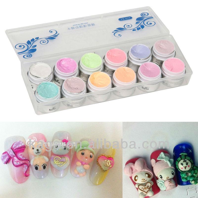 Kaga 3d Nail Gel Japan Nail Art - Buy Japan Nail Art,Japan Nail Art ...
