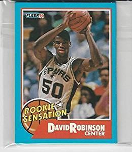 Cheap David Robinson Nba Hoops Rookie Card Find David
