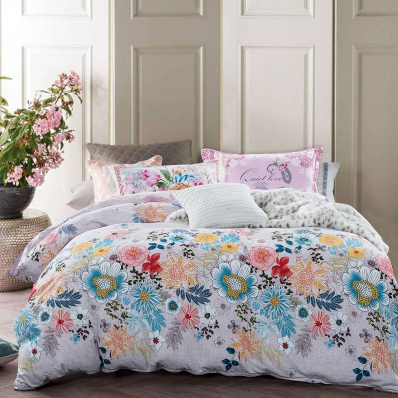 private design flower bed sheet Factory Price