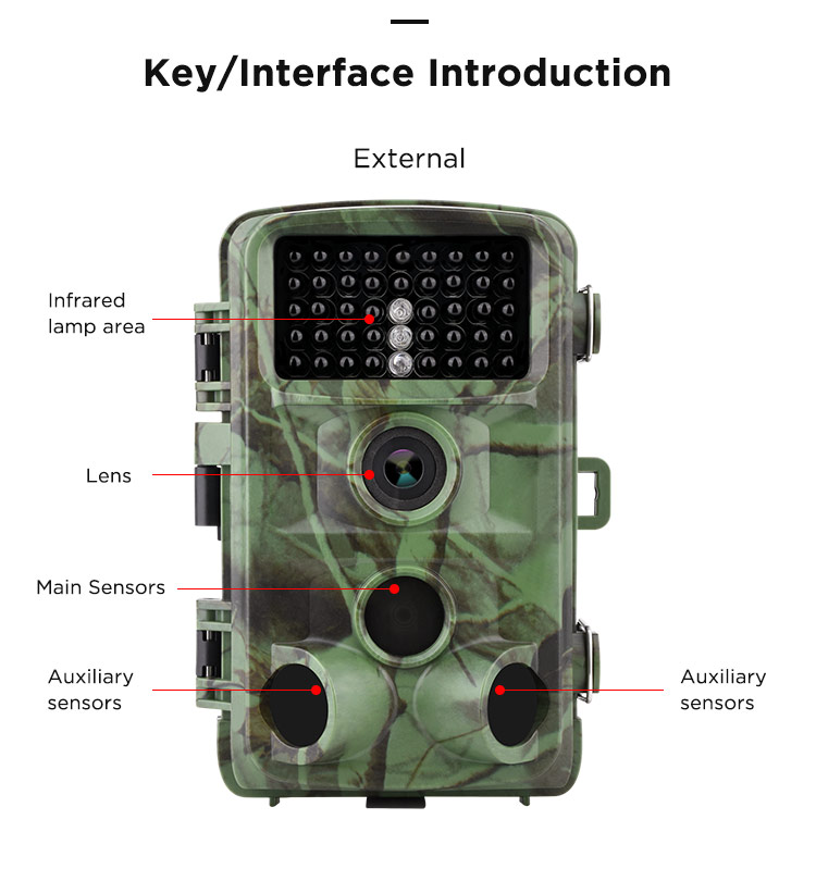 Best selling 4G Infrared night vision scoutguard hunting camera hot new products hunting camera up to 30 meters