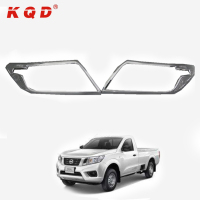 Warranty 1 year quality trustable other exterior decoration accessories head lamp cover for frontier np300