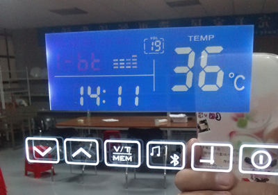 Horloge Salle De Bain Radio – Idées d\'images à la maison