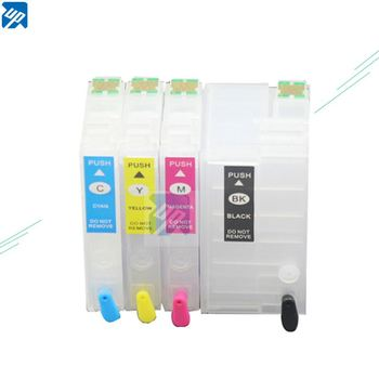 inkjet printer Refill ink T2711 for Epson WF-3620DWF WF-7710 WWF-7715  WF-7210 empty ink cartridge, View Refill ink T2711 cartridge, UP Product  Details